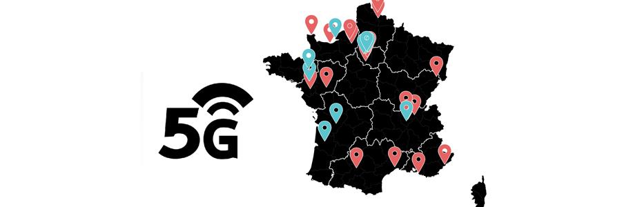 Tout ce qu'il faut savoir sur le déploiement de la 5G en France par les opérateurs